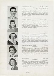 Page 16, 1945 Edition, Middleburg High School - Monitor Yearbook (Middleburg, PA) online yearbook collection