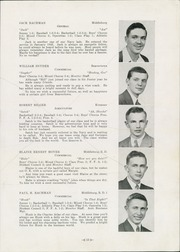 Page 17, 1945 Edition, Middleburg High School - Monitor Yearbook (Middleburg, PA) online yearbook collection