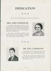 Page 9, 1945 Edition, Middleburg High School - Monitor Yearbook (Middleburg, PA) online yearbook collection