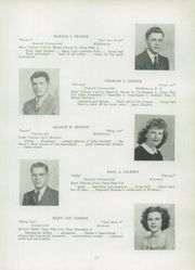 Page 15, 1946 Edition, Middleburg High School - Monitor Yearbook (Middleburg, PA) online yearbook collection