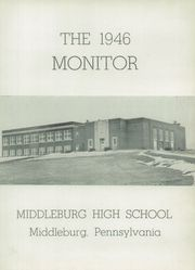 Page 7, 1946 Edition, Middleburg High School - Monitor Yearbook (Middleburg, PA) online yearbook collection