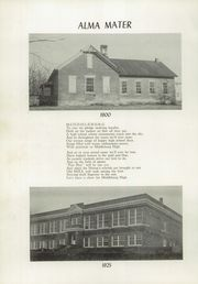 Page 6, 1950 Edition, Middleburg High School - Monitor Yearbook (Middleburg, PA) online yearbook collection