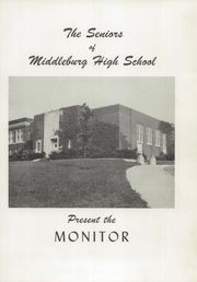 Page 7, 1950 Edition, Middleburg High School - Monitor Yearbook (Middleburg, PA) online yearbook collection