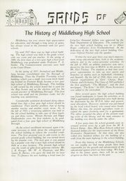 Page 8, 1950 Edition, Middleburg High School - Monitor Yearbook (Middleburg, PA) online yearbook collection