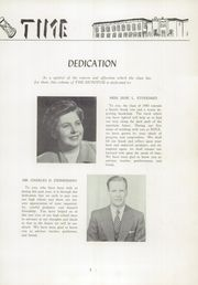 Page 9, 1950 Edition, Middleburg High School - Monitor Yearbook (Middleburg, PA) online yearbook collection