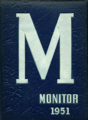 1951 Edition, Middleburg High School - Monitor Yearbook (Middleburg, PA)