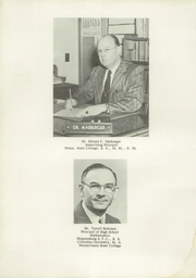 Page 10, 1953 Edition, Middleburg High School - Monitor Yearbook (Middleburg, PA) online yearbook collection