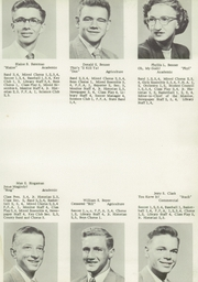 Page 17, 1953 Edition, Middleburg High School - Monitor Yearbook (Middleburg, PA) online yearbook collection