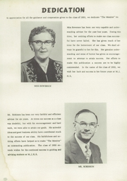 Page 7, 1953 Edition, Middleburg High School - Monitor Yearbook (Middleburg, PA) online yearbook collection