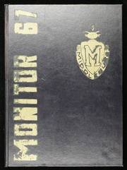 1967 Edition, Middleburg High School - Monitor Yearbook (Middleburg, PA)