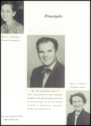 Page 11, 1955 Edition, South Fayette High School - Alliance Yearbook (McDonald, PA) online yearbook collection