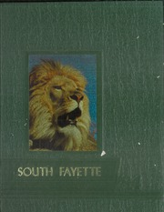 South Fayette High School - Alliance Yearbook (McDonald, PA) online yearbook collection, 1984 Edition, Page 1