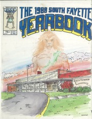 South Fayette High School - Alliance Yearbook (McDonald, PA) online yearbook collection, 1988 Edition, Page 1