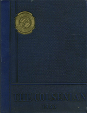 Page 1, 1938 Edition, Collingdale High School - Colsenian Yearbook (Collingdale, PA) online yearbook collection