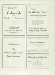 Page 103, 1938 Edition, Collingdale High School - Colsenian Yearbook (Collingdale, PA) online yearbook collection