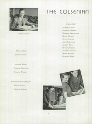 Page 12, 1938 Edition, Collingdale High School - Colsenian Yearbook (Collingdale, PA) online yearbook collection