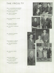 Page 16, 1938 Edition, Collingdale High School - Colsenian Yearbook (Collingdale, PA) online yearbook collection