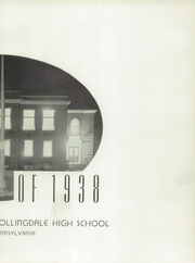 Page 7, 1938 Edition, Collingdale High School - Colsenian Yearbook (Collingdale, PA) online yearbook collection