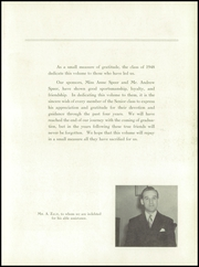 Page 7, 1948 Edition, Collingdale High School - Colsenian Yearbook (Collingdale, PA) online yearbook collection