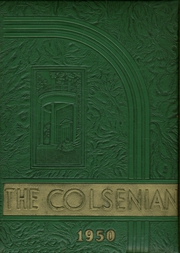 Page 1, 1950 Edition, Collingdale High School - Colsenian Yearbook (Collingdale, PA) online yearbook collection