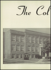 Page 6, 1950 Edition, Collingdale High School - Colsenian Yearbook (Collingdale, PA) online yearbook collection
