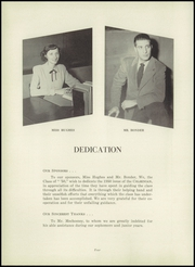 Page 8, 1950 Edition, Collingdale High School - Colsenian Yearbook (Collingdale, PA) online yearbook collection