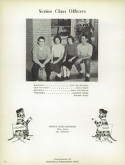 Page 14, 1958 Edition, Linesville Conneaut Summit High School - Zenith Yearbook (Linesville, PA) online yearbook collection