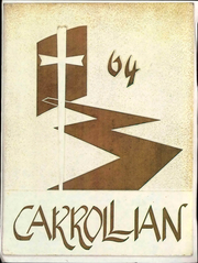 Page 1, 1964 Edition, Bishop Carroll High School - Carrollian Yearbook (Ebensburg, PA) online yearbook collection