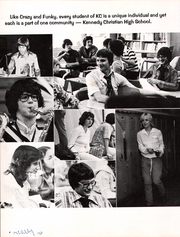 Page 8, 1979 Edition, Kennedy Christian High School - Aquila Yearbook (Hermitage, PA) online yearbook collection