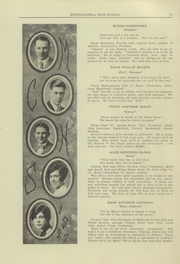 Page 13, 1927 Edition, Monongahela High School - Flame Yearbook (Monongahela, PA) online yearbook collection