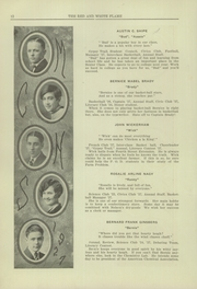 Page 14, 1927 Edition, Monongahela High School - Flame Yearbook (Monongahela, PA) online yearbook collection