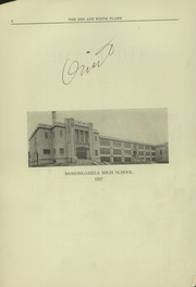 Page 4, 1927 Edition, Monongahela High School - Flame Yearbook (Monongahela, PA) online yearbook collection