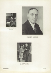 Page 15, 1943 Edition, Monongahela High School - Flame Yearbook (Monongahela, PA) online yearbook collection