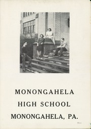 Page 7, 1944 Edition, Monongahela High School - Flame Yearbook (Monongahela, PA) online yearbook collection