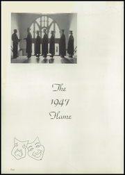 Page 6, 1947 Edition, Monongahela High School - Flame Yearbook (Monongahela, PA) online yearbook collection