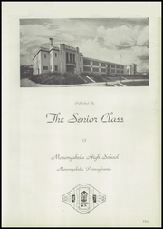 Page 7, 1947 Edition, Monongahela High School - Flame Yearbook (Monongahela, PA) online yearbook collection