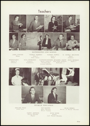 Page 13, 1951 Edition, Monongahela High School - Flame Yearbook (Monongahela, PA) online yearbook collection