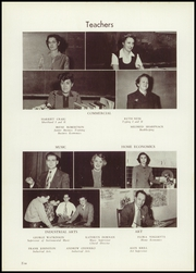 Page 14, 1951 Edition, Monongahela High School - Flame Yearbook (Monongahela, PA) online yearbook collection