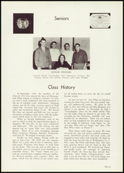 Page 15, 1951 Edition, Monongahela High School - Flame Yearbook (Monongahela, PA) online yearbook collection