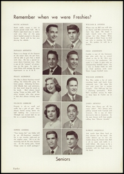 Page 16, 1951 Edition, Monongahela High School - Flame Yearbook (Monongahela, PA) online yearbook collection