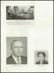 Page 10, 1952 Edition, Monongahela High School - Flame Yearbook (Monongahela, PA) online yearbook collection
