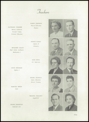 Page 13, 1952 Edition, Monongahela High School - Flame Yearbook (Monongahela, PA) online yearbook collection