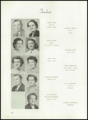 Page 14, 1952 Edition, Monongahela High School - Flame Yearbook (Monongahela, PA) online yearbook collection