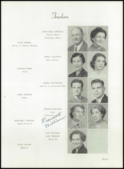 Page 15, 1952 Edition, Monongahela High School - Flame Yearbook (Monongahela, PA) online yearbook collection