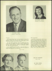 Page 12, 1956 Edition, Monongahela High School - Flame Yearbook (Monongahela, PA) online yearbook collection