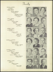 Page 13, 1956 Edition, Monongahela High School - Flame Yearbook (Monongahela, PA) online yearbook collection