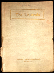 German Township High School - Laureola Yearbook (McClellandtown, PA) online yearbook collection, 1927 Edition, Page 1