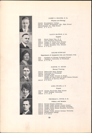 Page 14, 1927 Edition, German Township High School - Laureola Yearbook (McClellandtown, PA) online yearbook collection