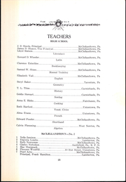Page 17, 1927 Edition, German Township High School - Laureola Yearbook (McClellandtown, PA) online yearbook collection
