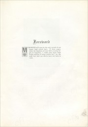 Page 11, 1929 Edition, German Township High School - Laureola Yearbook (McClellandtown, PA) online yearbook collection